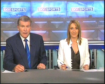 Group Presenters Images – Sky Sports News HQ
