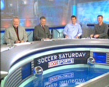 Soccer Panel Images – Sky Sports News HQ