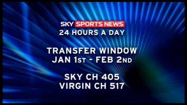 Transfer Window – Sky Sports Promo