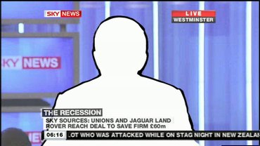 Where Ministers hear it First – Sky News Promo 2009