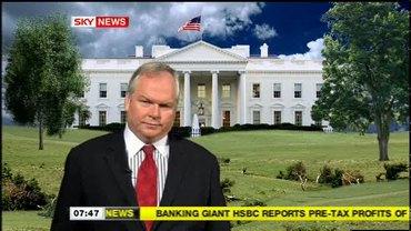 Obama's First 100 Days – Sky News Promo 2009