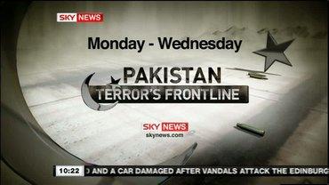 Terror's Frontline – Sky News Promo 2009