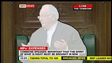 Where Does Michael Martin MP – Sky News Promo 2009
