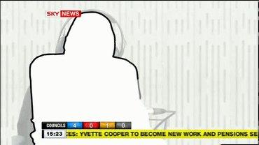 Where does the BBC – Sky News Promo 2009