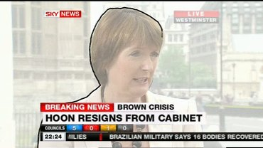 Who Knew Before Harriet? – Sky News Promo 2009