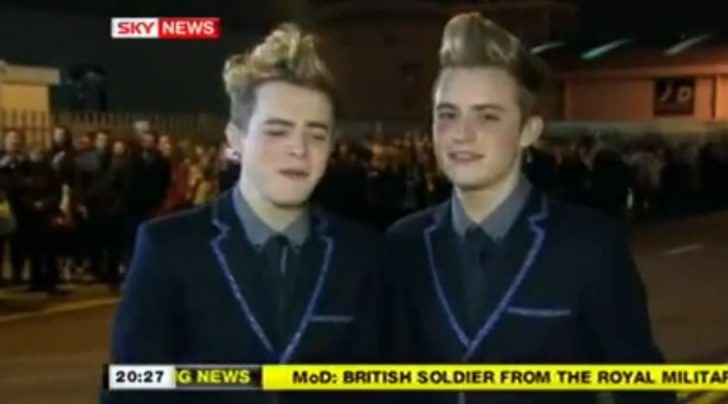 What Can't Jedward Believe? – Sky News Promo 2009