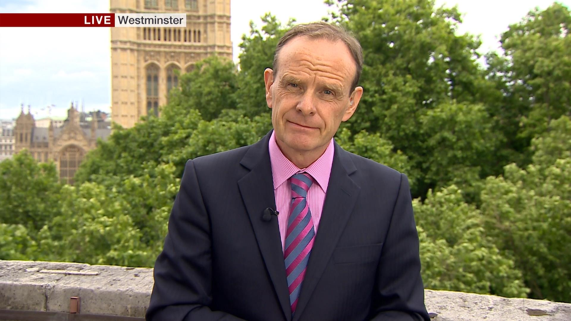 Assistant Political Editor Norman Smith to leave the BBC
