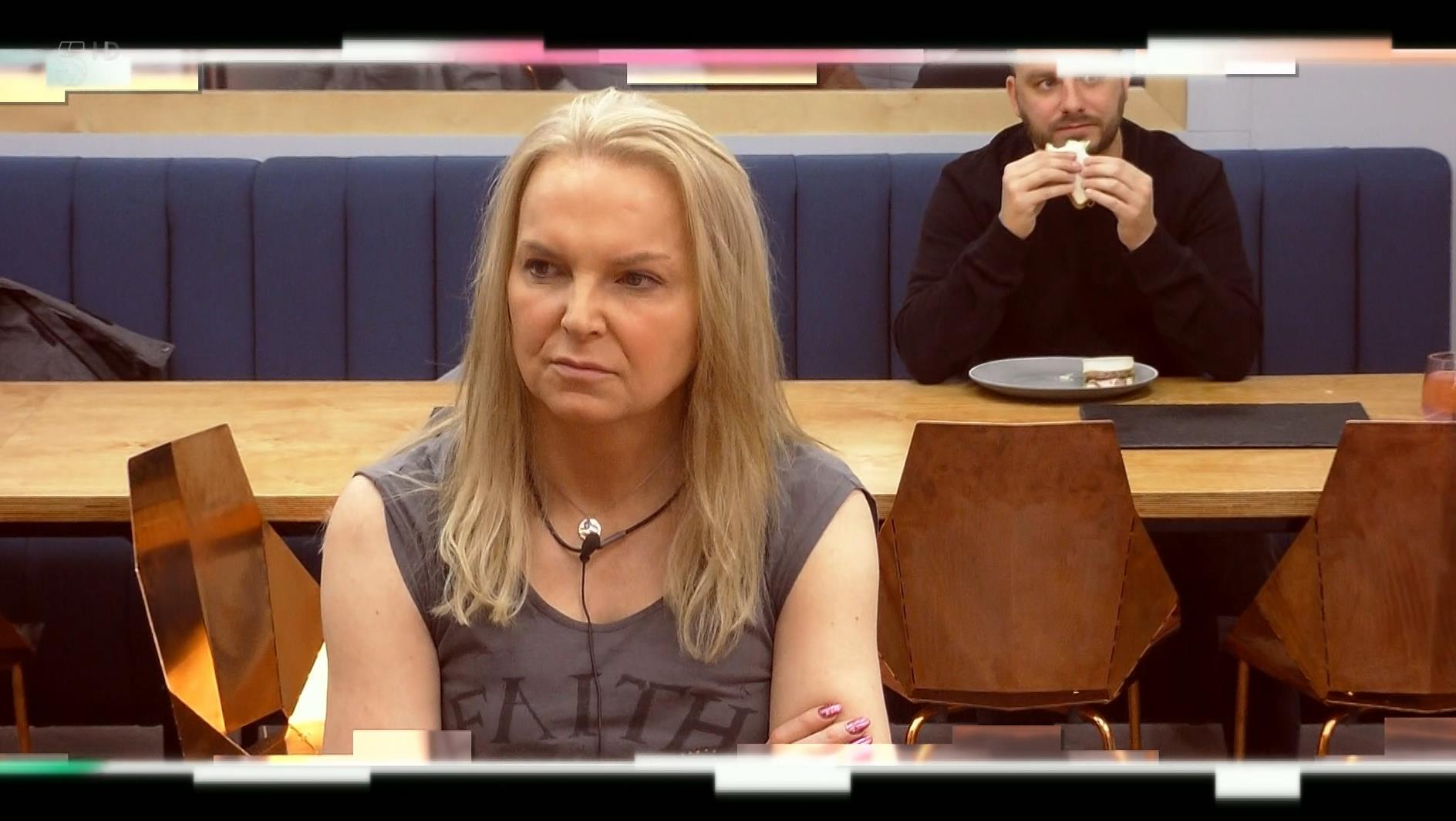 Channel 5 - Celebrity Big Brother - India Willoughby (16)
