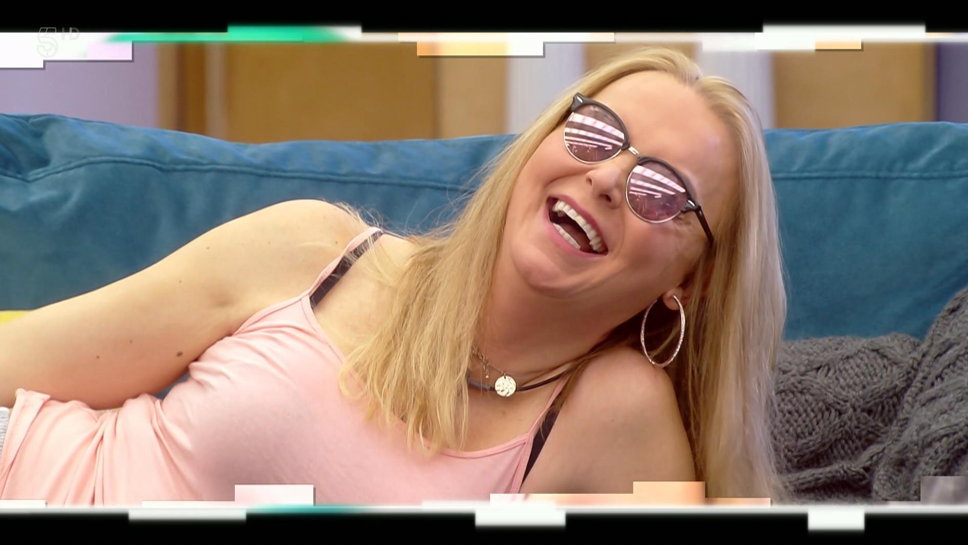 Channel 5 - Celebrity Big Brother - India Willoughby (18)
