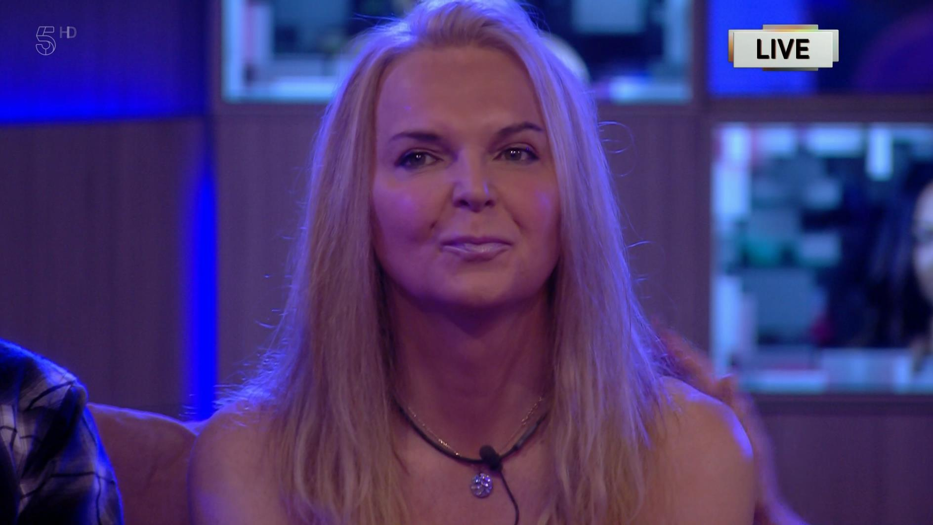 Channel 5 - Celebrity Big Brother - India Willoughby (6)