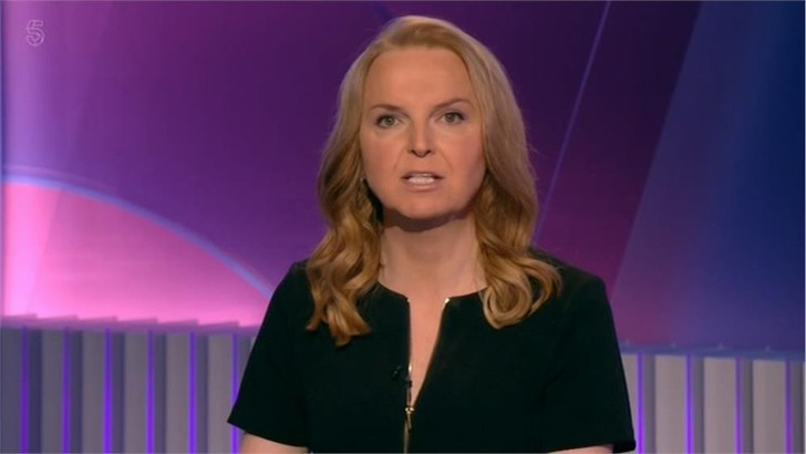 India Willoughby Images - 5 News Presenter (1)