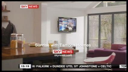 Sunrise with Eamonn – Sky News Promo 2010