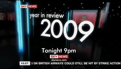 Year in Review – Sky News Promo 2009