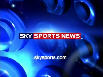 Sky Sports News Presentation 2008