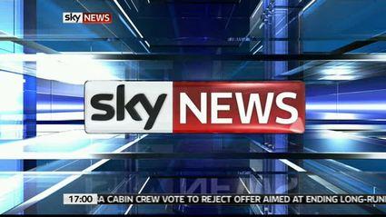 Sky News Presentation 2010