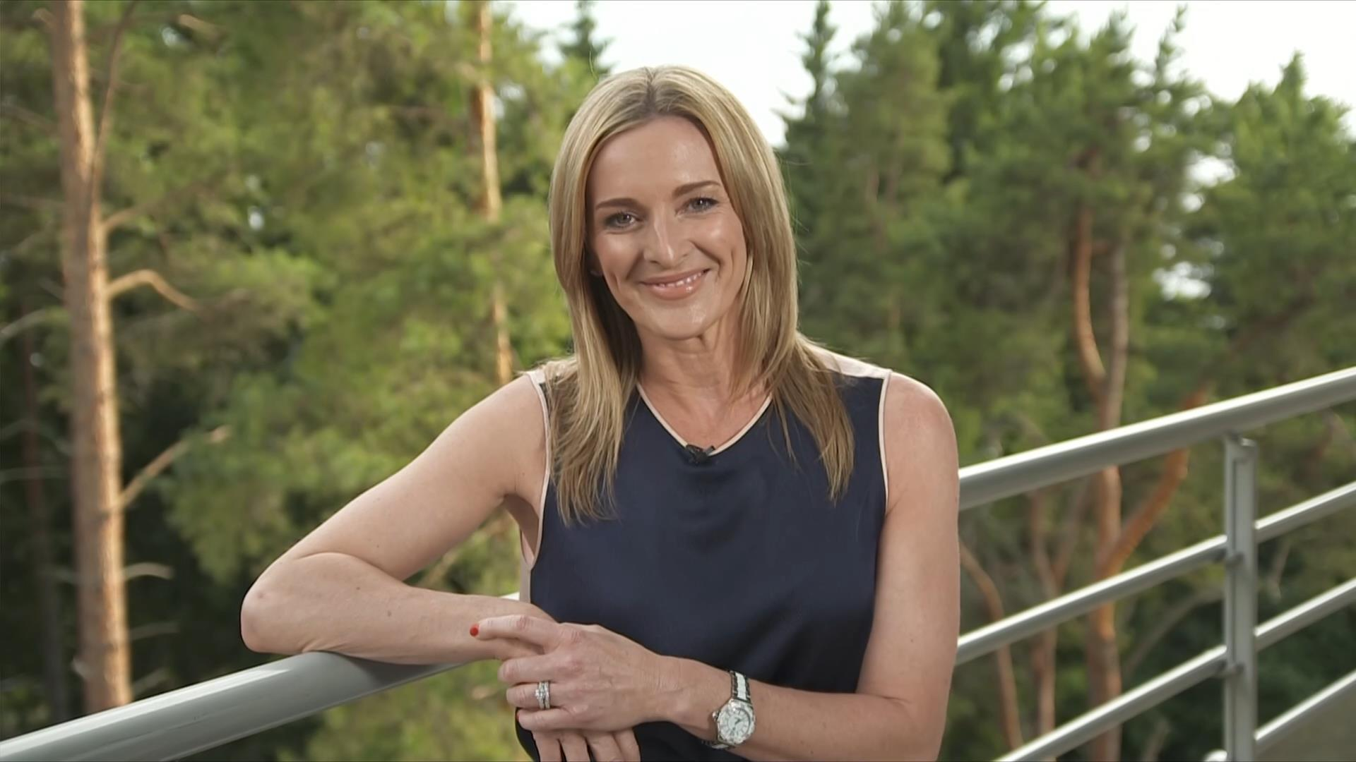 Gabby Logan - BBC World Cup 2018 (2)