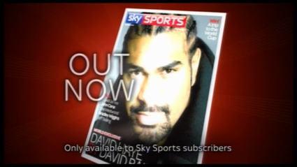Sky Magazine 2010 – Sky Sports Promo
