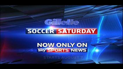 Soccer Saturday -Sky Sports Promo 2010