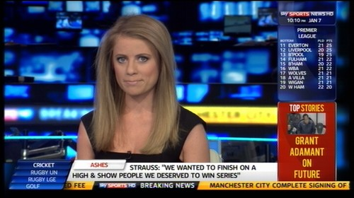 Rachel Wyse - Sky Sports News Presenter (7)