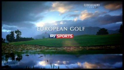 European Tour 2010 – Sky Sports Presentation
