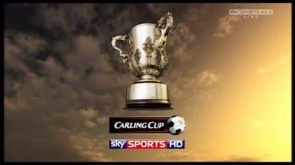 Carling Cup Football 2010