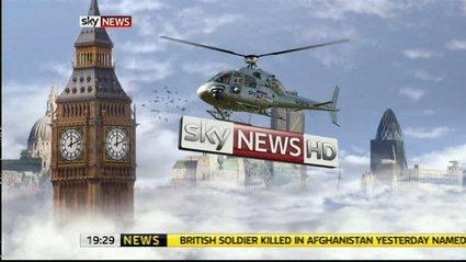 First for Politics – Sky News Promo 2010