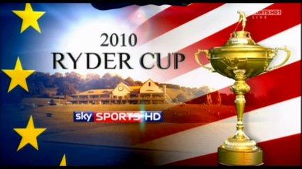 Ryder Cup 2010 – Sky Sports Presentation
