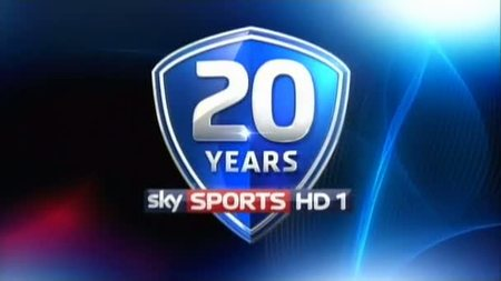 20 Years of Sky Sports: Ident