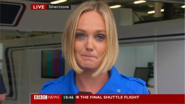 Amanda Davies - BBC News BBC Sport (7)