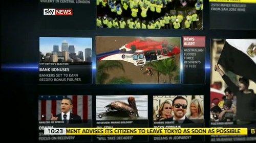 Sky News for iPad – Sky News Promo 2011