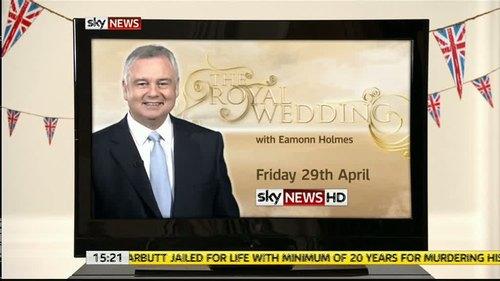 Royal Wedding – Sky News Promo 2011