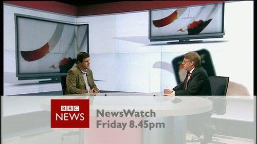 NewsWatch – BBC News Promo