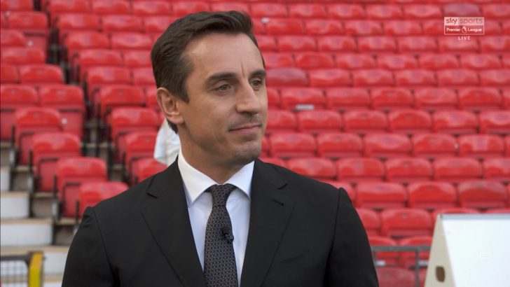Gary Neville – Sky Sports Football Commentator (12)