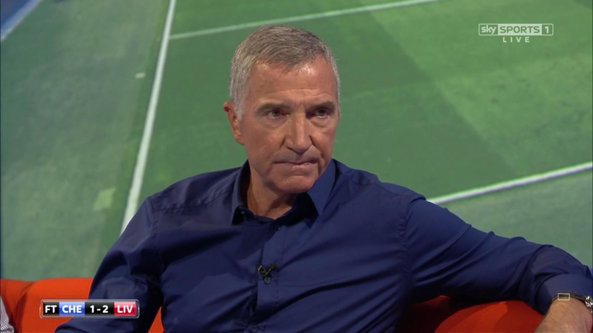 Graeme Souness - Sky Sports Football Commentator (2)