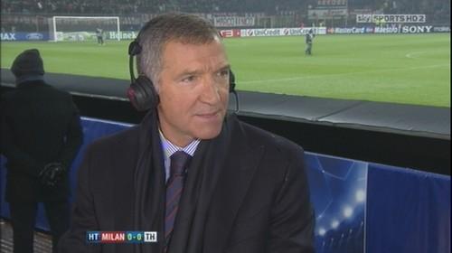 Graeme Souness - Sky Sports Football Commentator (3)