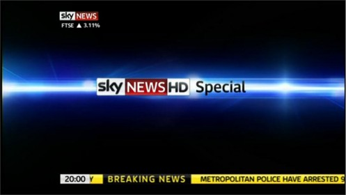 Why are they Rioting? – Sky News Presentation 2011