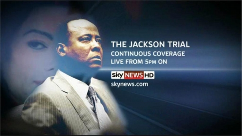 The Jackson Trial – Sky News Promo 2011