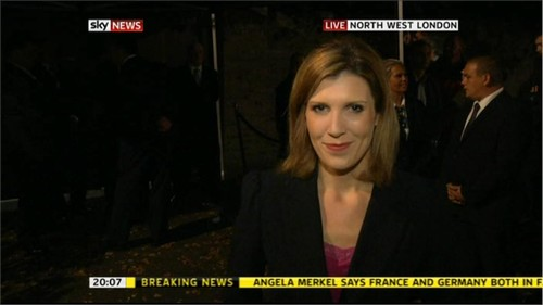 Becky Johnson Images - Sky News