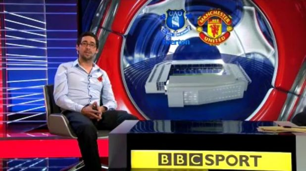 Match of the Day moves to new studio