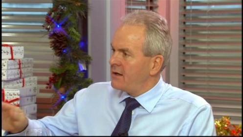 Jeff Randall's Christmas Dinner – Sky News Promo 2011
