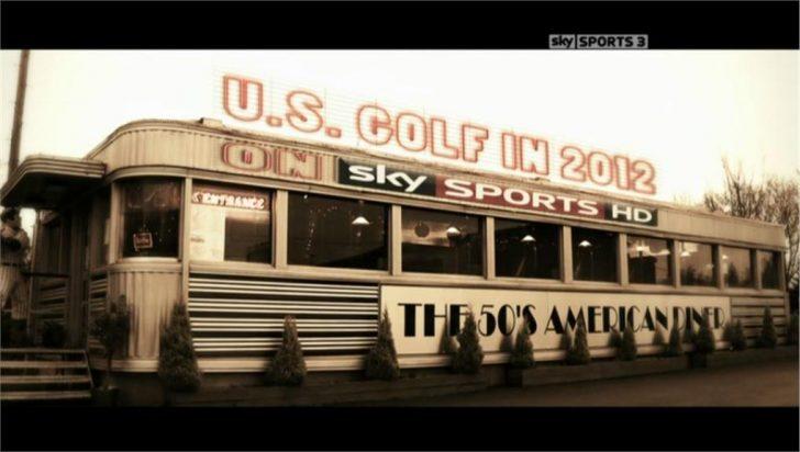U.S. Golf in 2012 – Sky Sports Promo