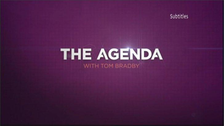 The Agenda with Tom Bradby