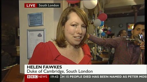 BBC News Correspondent Helen Fawkes Diagnosed with Cancer