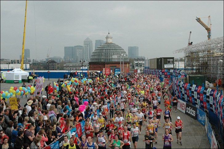 BBC Sport and the London Marathon extends rights contract to 2018