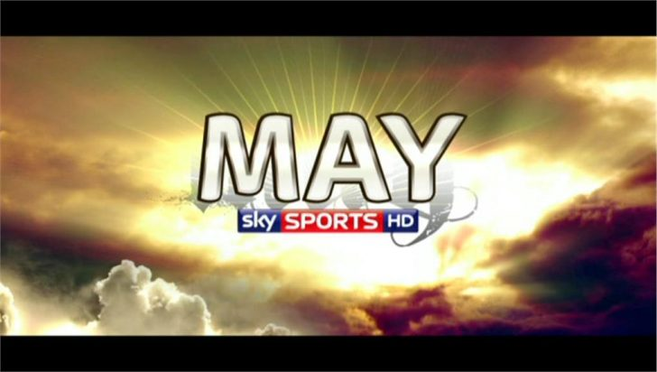 Sky Sports in May 2012 Promo