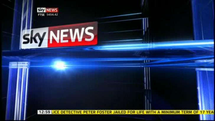 Sky News Presentation 2012