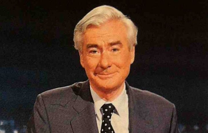 Former News at Ten broadcaster Sir Alastair Burnet dies at 84