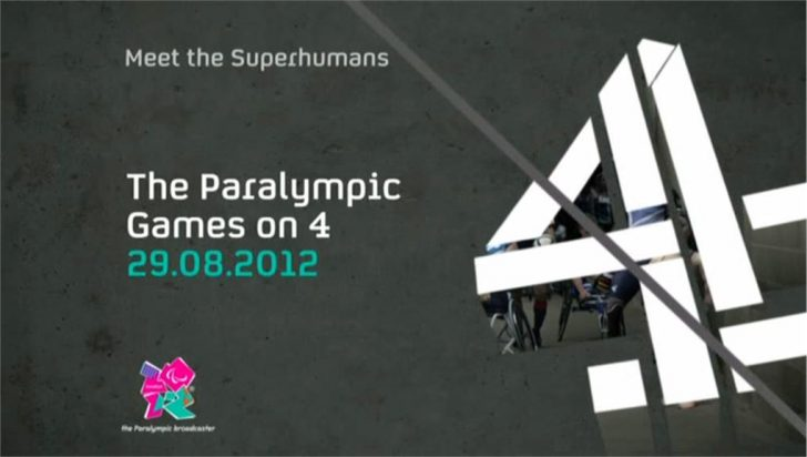 Watch the Paralympics 2012 on Channel 4, More4 & Channel4.com