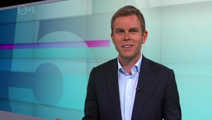 Matt Barbet Signs Off 5 News, Heads to Daybreak