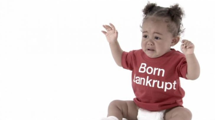 'Born Bankrupt' a Sky News special hosted by Jeff Randall
